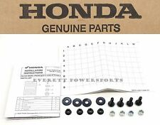 New Genuine Honda Rear Trunk Mount Kit Metropolitan NCH50 13-15 (See Notes) O179