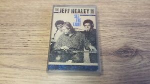 THE JEFF HEALEY BAND - SEE THE LIGHT - 1988 - CASSETTE TAPE