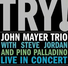 John Mayer Trio - Try! [CD]