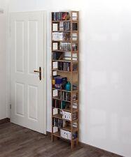 CD-Regal REGAflex hier für 460 CD oder DVDs, Blu-ray und Bücher