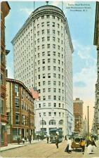 Providence RI  Turks Head Building on Westminster Street