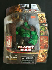 MARVEL LEGENDS PLANET HULK WITH BUILD A FIGURE ANNIHLUS HEAD SEALED MIB