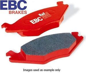 T.M.  MX 125 (2T) 2010-15 Front Disc Brake Pads EBC FA181TT