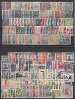 W4509/ PORTUGUESE ANGOLA – 1893 / 1962 USED COLLECTION – CV 235 $