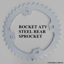 2006-2012 Suzuki LTR450 ROCKET STEEL REAR SPROCKET 38 TOOTH 466S-38