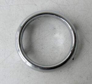 Genuine Used MINI Chrome Centre Console Rear Cup Holder Trim for R50 R52 R53 #1