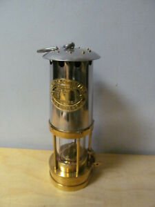 Thomas Williams - Colliery - South Wales - Mining - Miners lamp VGC