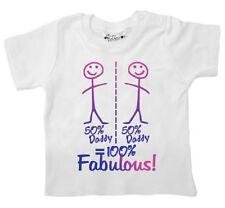 Camisas y camisetas blancas 100% algodón para niños de 0 a 24 meses