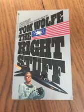 TOM WOLFE The Right Stuff Paperback Ships N 24h
