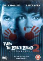 When The Bough Breaks 2 - Perfect Prey - Kelly McGillis NEW SEALED UK R2 DVD PAL