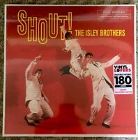 Isley Brothers - Shout! LP [Vinyl New] Limited 180gm Album Collectors Edition