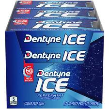 Dentyne Ice Peppermint Sugar Free Gum (12 pk.)