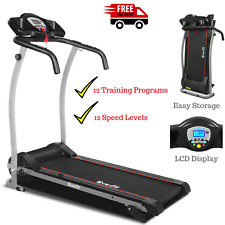 NEW Everfit Treadmill Machine Exercise Lose Weight Cardio Fitness Compact Quiet