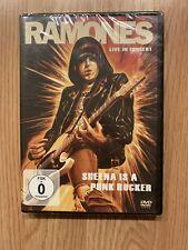 Ramones - Live In Concert DVD