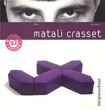 MATALI CRASSET Design et designer 006 V02 + PARIS POSTER GUIDE