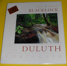 Duluth Portfolio 1995 Large Craig Blacklock Photo Book Great Pictures! Nice See!