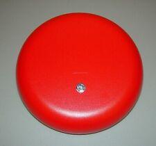 Wheelock Red 10 Alarm Bell 12 Vdc Motor Bell Mb G10 12 R