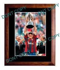 PAUL HARRAGON NEWCASTLE KNIGHTS 1997 ARL PREMIERSHIP WIN LARGE A3 PHOTO