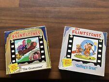 2 Super 8mm Flinstones cartoon films