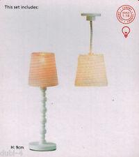 Lundby 60.6040 Smaland Lampen Set - 1:18