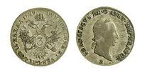pcc1839_77) Austria 3 Kreuzer 1829 E