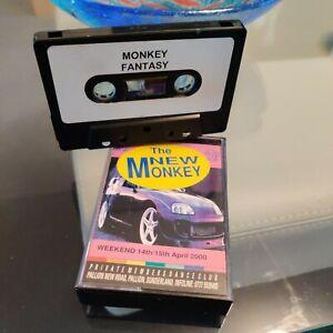 Original New Monkey Rave Tape! 14-4-2000 - Afterdark - After Dark - Colosseum