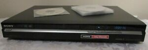 Sony RDR-GX350 DVD RECORDER HDMI OUT Upscaling to 1080P BUILT IN!!!