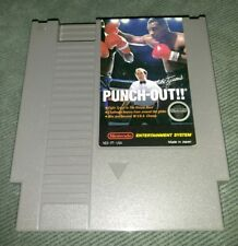 Mike Tyson's Punch-Out (Nintendo, NES) Authentic - CARTRIDGE ONLY