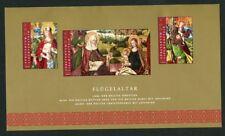 LIECHTENSTEIN, Triptych / Altar superb SOUVENIR SHEET 2014, MNH