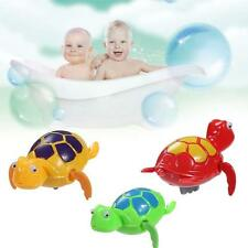Wind up Swimming Turtle Turtles Pool Animal Toys For Baby Kids Bath Time Hot Aw