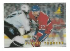 1996-97 McDONALD'S PINNACLE ICE BREAKERS # 19 PIERRE TURGEON !!