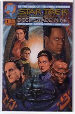 STAR TREK: DEEP SPACE NINE #1-32 COMPLETE + ASHCAN! MALIBU VF/NM-NM
