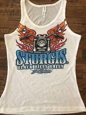 Sturgis Womens Tank Top Size M 2016 Black Hills Rally South Dakota