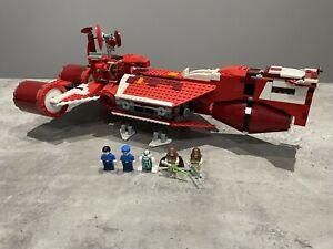 LEGO set 7665 Republic Cruiser - Star Wars Episode 1