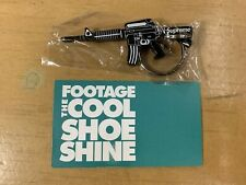 Supreme New York M16 Gun Keychain Bottle Opner FW14 2014 Black Red Box Logo
