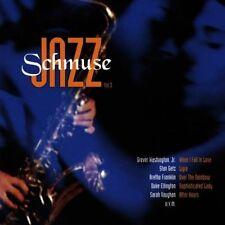 Schmuse Jazz 3 (Sony) Grover Washington Jr., Stan Getz, Tony Bennett, Dav.. [CD]