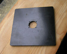Devere Monorail  Lens board with 27.2mm compur 00 hole  141 x 141