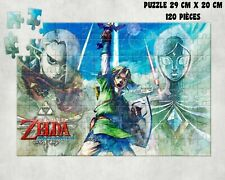 puzzle ZELDA skyward sword