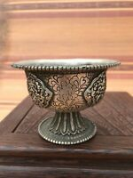 Exquisite Chinese handmade cupronickel CUP  T093
