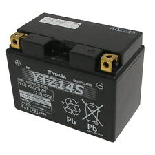 Batteria ORIGINALE Yuasa YTZ14-S YAMAHA FZ1-N/NA 1000 2006-2015