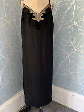 River Island Black Shift Dress Bnwt Size Uk 16 Xmas Party Season