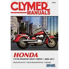 Clymer M232 Service Shop Repair Manual to Honda VTX750 70-22 03-36628 701122