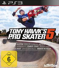 Tony Hawks Pro Skater 5 für Playstation 3 PS3 | NEUWARE | DEUTSCHE VERSION!