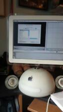"Apple iMac G4 15"" Screen Mac OS X9 PowerPC G4 With Box & Working"