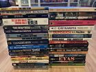 LOT OF 33 Vintage FANTASY SCI FI  Paperback Books Mixed Authors Free Shipping
