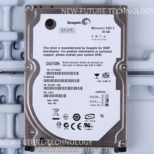 """Seagate (ST980815A) 80 GB HDD 2.5"""" 5400 RPM IDE Hard Disk Drive US free shipping"""