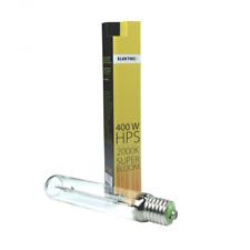 Elektrox Super Bloom 400W Natriumdampflampe / NDL HPS Pflanzenlicht Blüte Grow