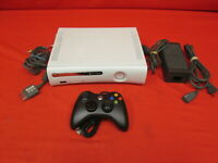 Microsoft Xbox 360 Non HDMI Video Game Console With Wired Controller 4209