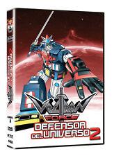 Voltron Force  El  Defensor Universo Vol 2 DVD Español Version Animation