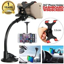 360° in Car Windscreen Dashboard Suction Mount Mobile Phone Holder Bracket Stand